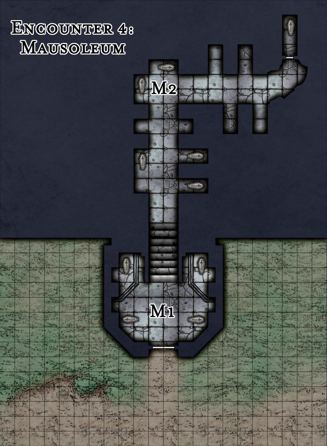 Encounter 4 - Mausoleum (DM)