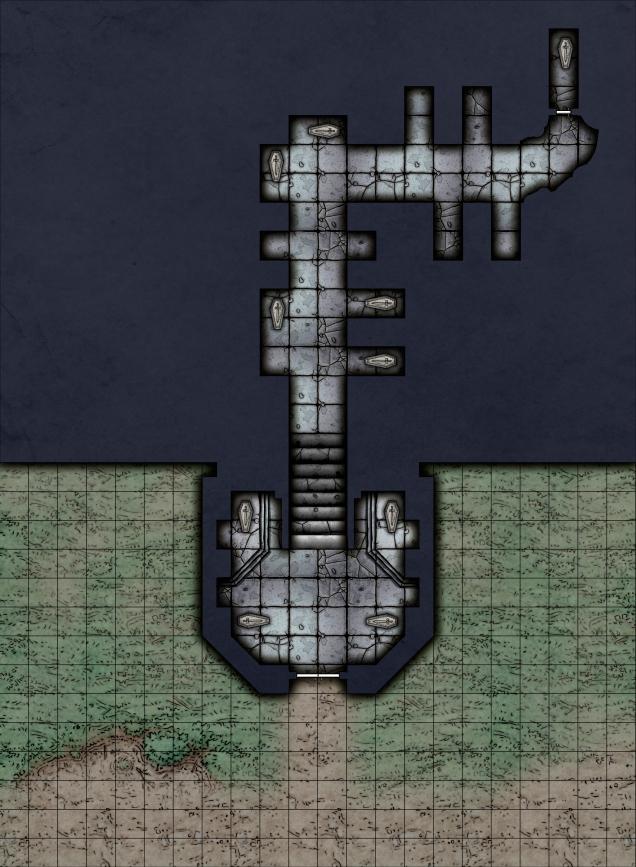 Chapter 4 - Mausoleum (players, grid)