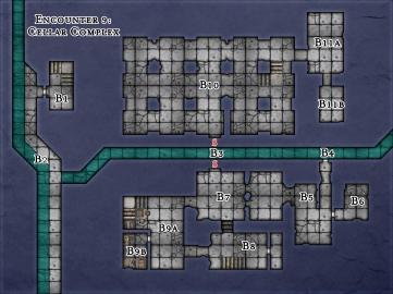 Chapter 4 - Mausoleum (DM's)