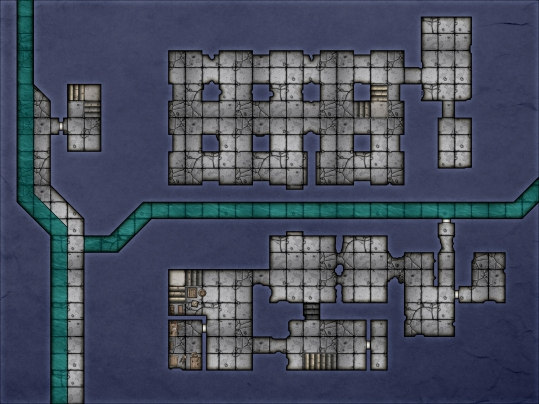 Chapter 4 - Cellar Complex (players)