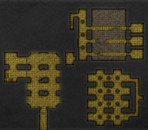 Chapter 4 - Vault of Dragons (players, grid)
