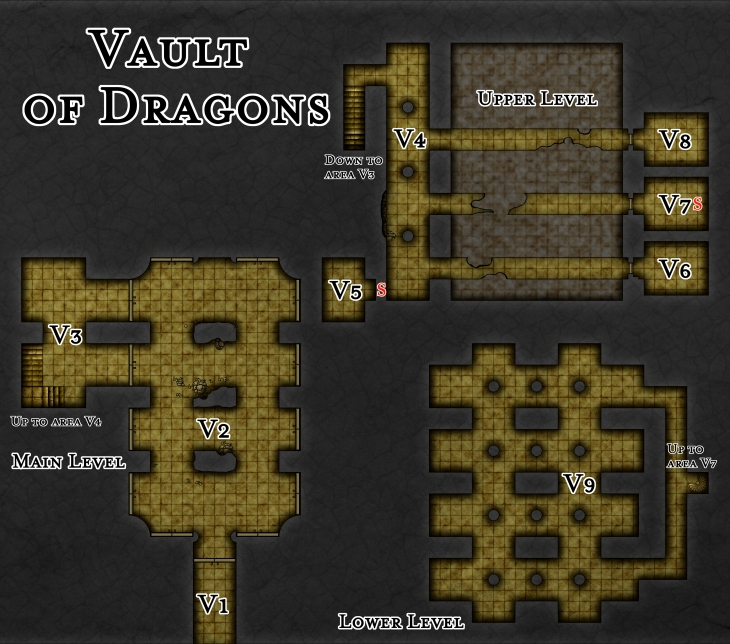 Vault of the Dragon