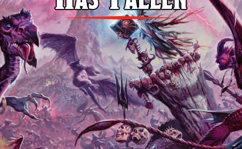 Baldur's Gate: Descent into Avernus – Review and DM'sResources